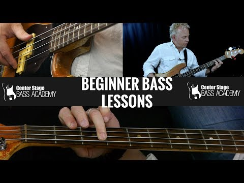 Bass Guitar Lessons for Beginners : Lesson 1 : Knowing Your Bass