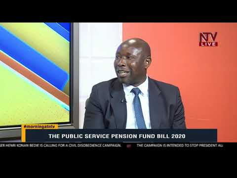 Understanding the new public service pension fund bill 2020