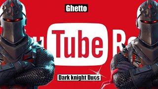 Dark Knight Duos-  Submarine Challenge (Fortnite Battle Royale)