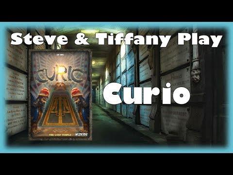 Steve & Tiffany Learn & Play: Curio