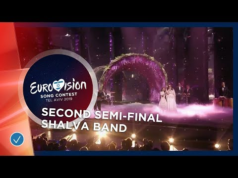 Shalva Band - A Million Dreams - Interval Act - Second Semi-FInal Eurovision 2019