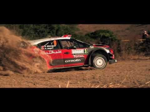 The 2017 Rally Italia Sardegna trailer by Citroën Racing