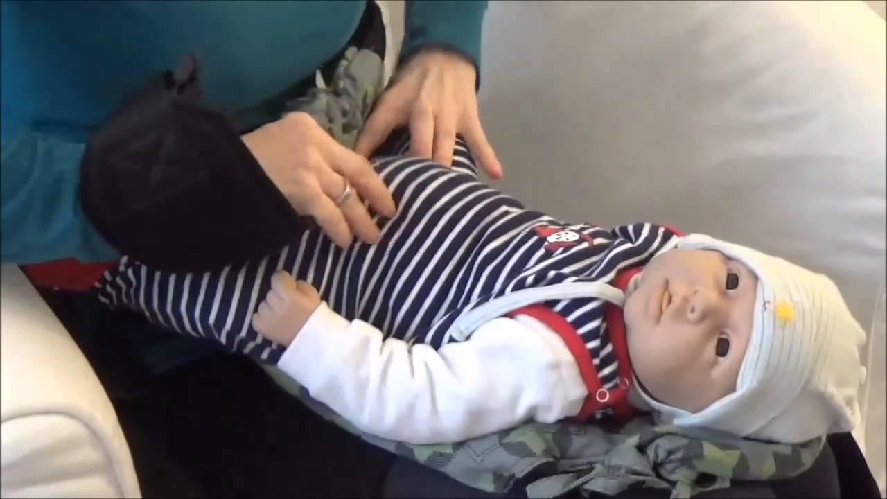 fräulein hübsch babytrage
