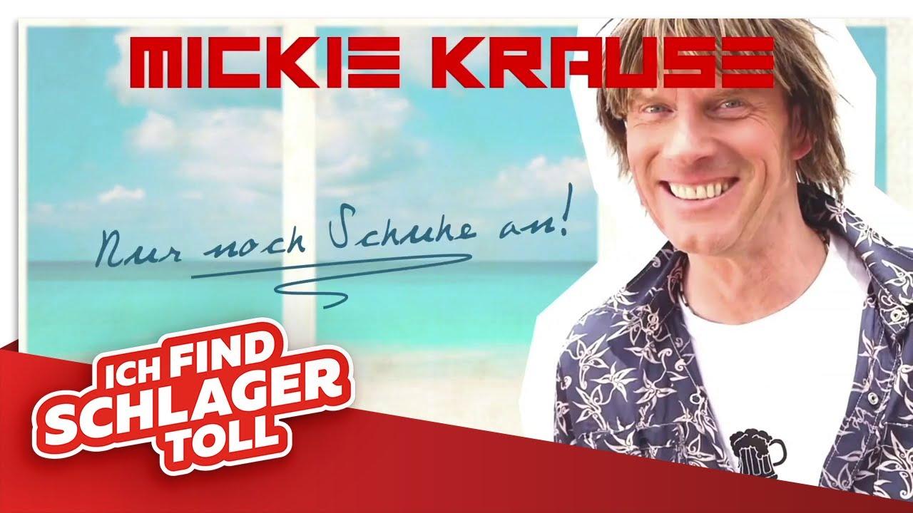 Mickie Krause – Nur noch Schuhe an! (Masken-Version)
