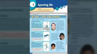 الصف الثامن / الدرس الاول Sporting life / استماع Listening