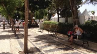 Visita A Faro (Algarve, Portugal)