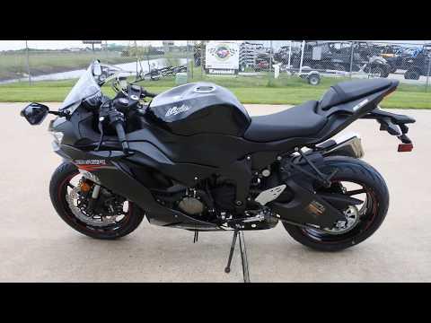 2020 Kawasaki Ninja ZX-6R in La Marque, Texas - Video 1