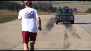 Video Mechanická Dualita - Běžící muž  - 2008