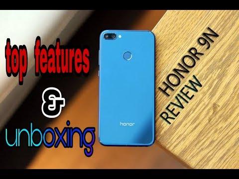 honor 9N full review ||honor 9N top features || honor 9N sapphire blue