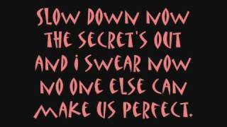 Marianas Trench - Perfect (Lyrics)