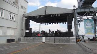 1000mods Soundcheck @ 8th Street Mode Festival, Thessaloniki, Sept.3, 2016. 7 Flies.