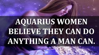 INTERESTING PSYCHOLOGICAL FACTS ABOUT AQUARIUS WOMAN