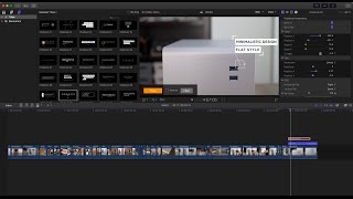 mCallouts Simple 2 FCPX Plugin - A Set Of 50 Universal
