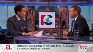 Ontario Election Preview: The Progressive Conservative Leade