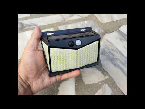 Projector Solar Arilux 208 Leds
