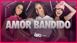 Amor Bandido   Lexa Ft Mc Kekel | FitDance TV (Coreografia Oficial)