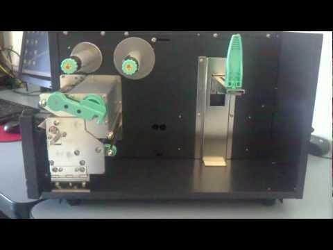 Argox X-2000v Impresora de Etiquetas Semi Industrial TD/TT y Software Código de Barras