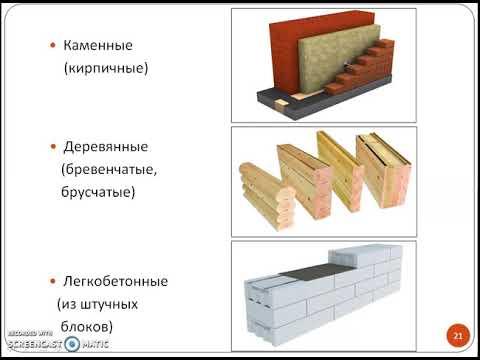 Классификация зданий