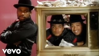 RUN DMC   You Talk Too Much (Video)