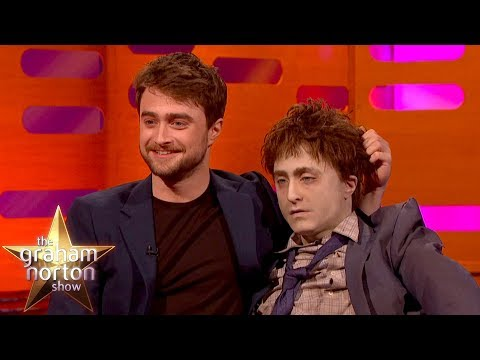 Download Daniel Radcliffe's Terrifying Dead Body Stunt Double | The Graham Norton Show Mp4 HD Video and MP3
