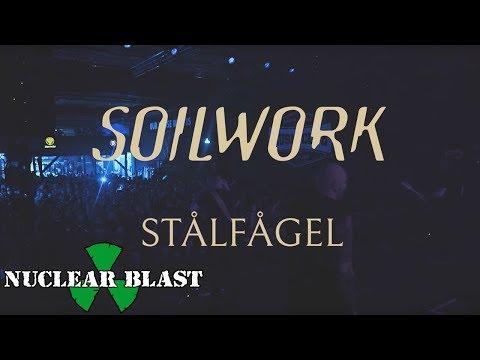 Soilwork Premiere Stålfågel Live Video Metal Anarchy