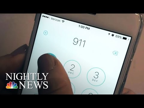 911 Outages Has Cincinnati Residents Demanding Answers | NBC Nightly News