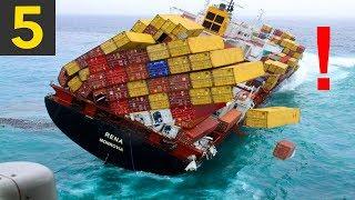 Top 5 Shipping Fails