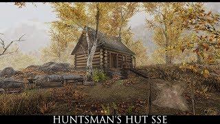 Skyrim SE Mods: Huntsman's Hut SSE