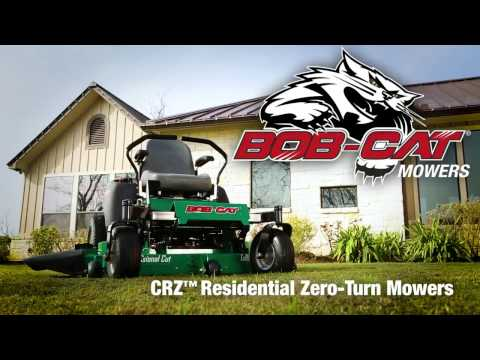 2021 Bob-Cat Mowers CRZ 48 in. Kawasaki FR651V 726 cc in Sturgeon Bay, Wisconsin - Video 1
