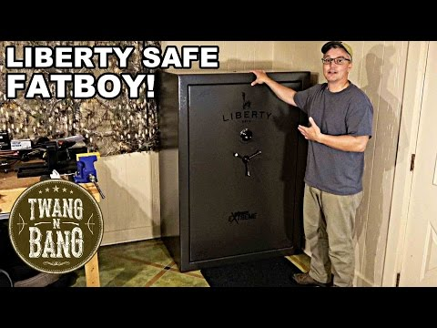 Liberty Safe Fatboy! Best Selling Safe