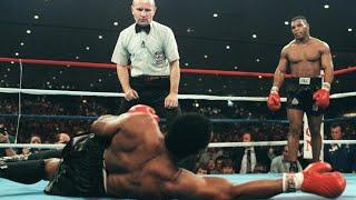 Легендарные бои — Тайсон-Бербик (1986) | FightSpace
