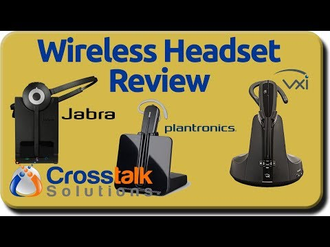 Wireless Headset Review