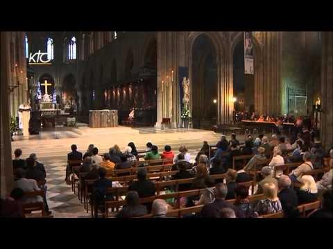 Messe du 2 octobre 2015