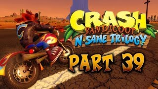 Crash Bandicoot N. Sane Trilogy - Part 39 (100% Crash 2 Cortex Strikes Back Platinum Trophy)