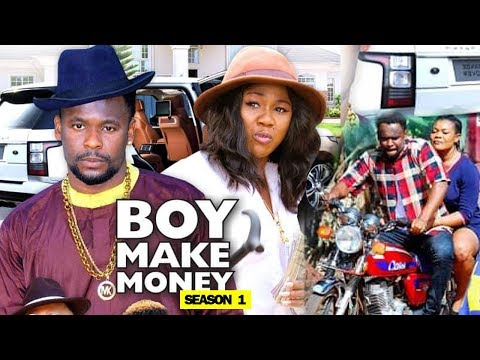 BOY MAKE MONEY SEASON 1 - New Movie 2019 Latest Nigerian Nollywood Movie Full HD