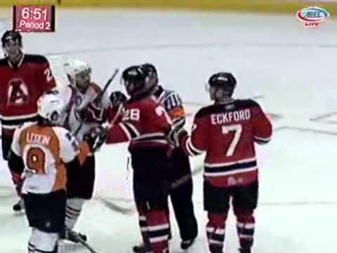 Zac Rinaldo vs Tim Sestito