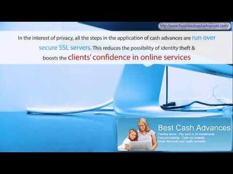 Best cash advance options