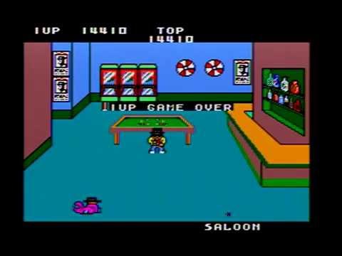Comical Machine Gun Joe - Mark III for Sega Master System