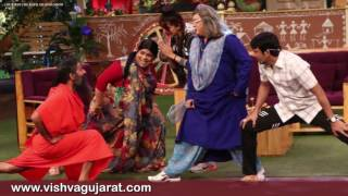 Kapil Sharma Shoots With Baba Ramdev For The Kapil Sharma Show