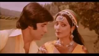 1979 Full Song Pardesia - Amitabh Mr. Natwarlal Bachan - Rekha