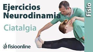 Ejercicios neurodinámicos para la ciática o ciatalgia. - Physiosan
