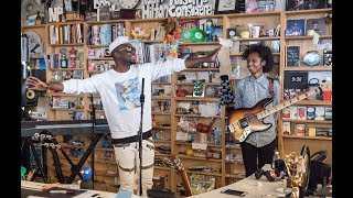 Wyclef Jean: NPR Music Tiny Desk Concert