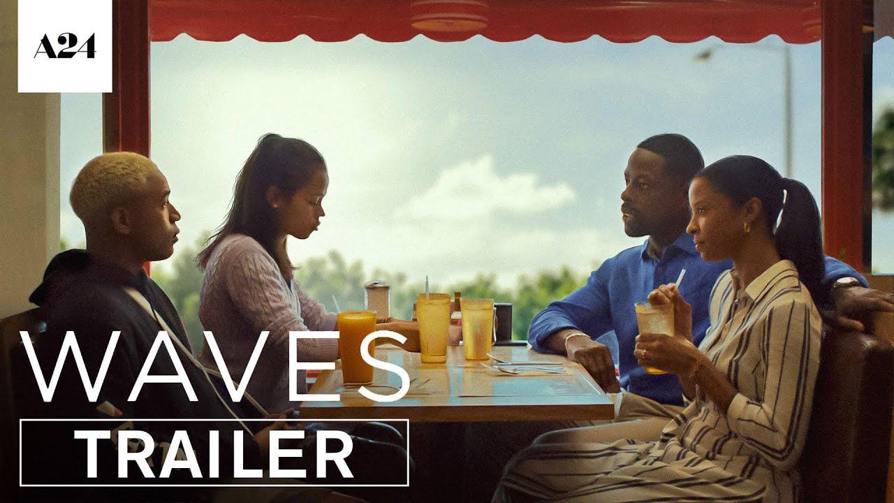 Trailer för Waves