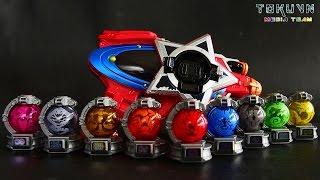 [TMT][329] DX Seiza Blaster! セイザブラスター! Uchu Sentai Kyuranger! 宇宙戦隊キュウレンジャー