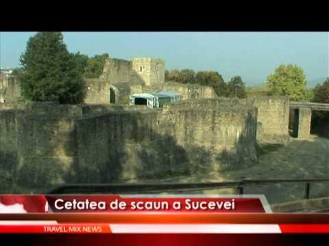 Cetatea de scaun a Sucevei – VIDEO