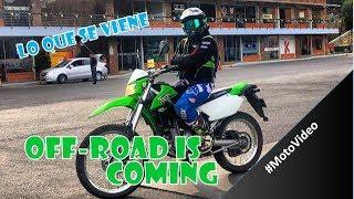 ¡SE VIENE OFF-ROAD! - Motomoteros