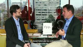 Niall Ferguson interviewed by Axel Kaiser -Immigration, integration and multiculturalism