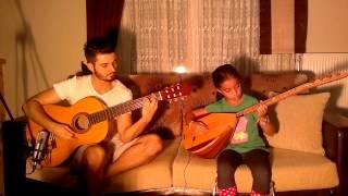 Zeynep Giritli - Gul Pembe (Saz/Gitar)