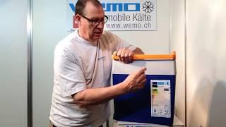 Verbrauch Energiekosten thermoelektrische Kühlbox 12V Energieschwindel Energielabel Autokühlbox 1.