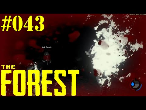 THE FOREST [HD|60FPS] #043 - LPT - Gefährliche Höhlenerforschung ★ Let's Play Together The Forest